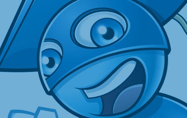 Blu Mascot Concepts