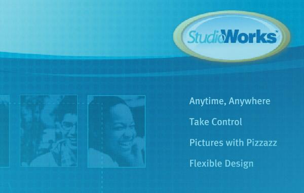 StudioWorks Demo