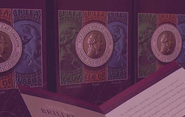 Chaîne Brochure