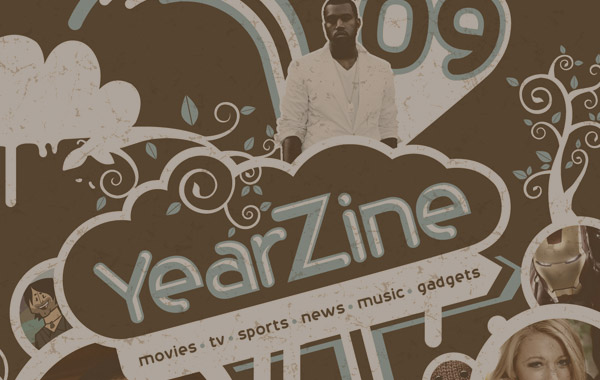 YearZine '09 Magazine