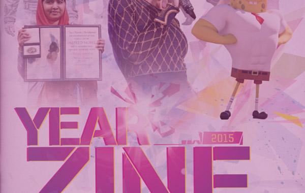 YearZine '15 Magazine